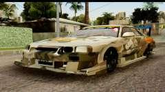 Nissan Skyline R34 Maxxis GT для GTA San Andreas