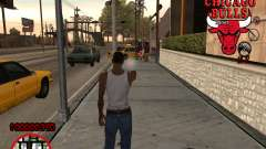 C-HUD by Mefisto для GTA San Andreas
