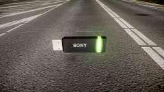 USB-флеш-накопитель Sony green