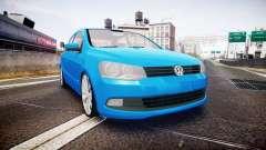 Volkswagen Gol G6 iTrend 2014 rims2 для GTA 4