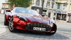 Aston Martin One-77 2010 [EPM] для GTA 4