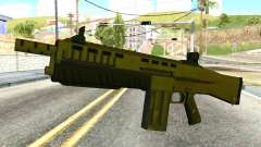 Assault Shotgun from GTA 5 для GTA San Andreas