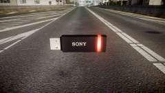 USB-флеш-накопитель Sony red