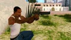Desert Eagle (Dodgers) для GTA San Andreas