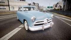 Ford Custom Fordor 1949