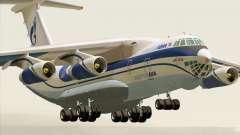 ИЛ-76ТД Газпром авиа