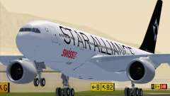 Airbus A330-200 SWISS (Star Alliance Livery) для GTA San Andreas