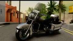 Police Bike GTA 5