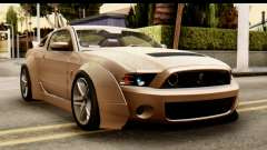 Ford Shelby GT500 RocketBunny для GTA San Andreas