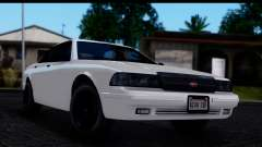 Civillian Vapid Stanier II from GTA 4 IVF