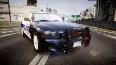 Dodge Charger 2006 Algonquin Police [ELS] для GTA 4