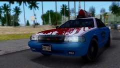 Taxi Vapid Stanier II from GTA 4