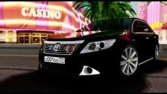 Toyota Camry 2013 для GTA San Andreas