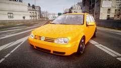 Volkswagen Golf Mk4 Variant для GTA 4