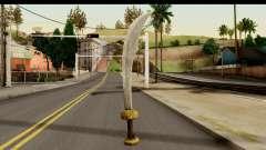 Scimitar Sword From Skyrim для GTA San Andreas