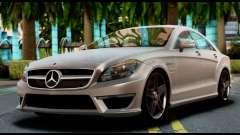 Mercedes-Benz CLS 63 AMG 2010