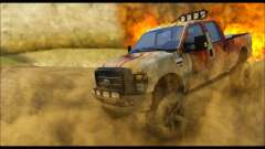 Ford F-250 Rusty Lifted 2010