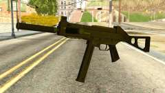 UMP45 from Global Ops: Commando Libya для GTA San Andreas