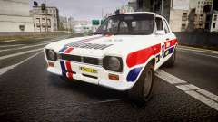 Ford Escort RS1600 PJ39 для GTA 4