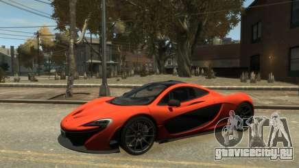 McLaren P1 2013 [EPM] для GTA 4