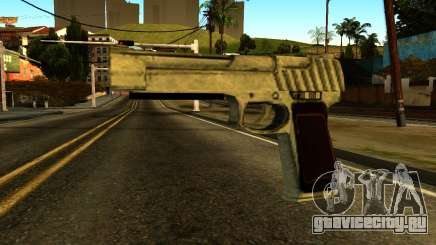 Desert Eagle from GTA 5 для GTA San Andreas