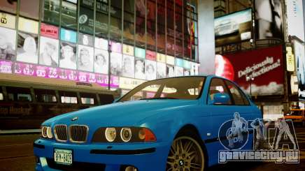 BMW M5 E39 седан для GTA 4