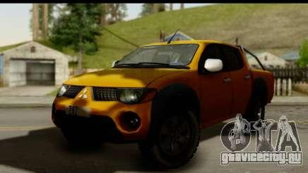 Mitsubishi L200 Triton v1.0 для GTA San Andreas