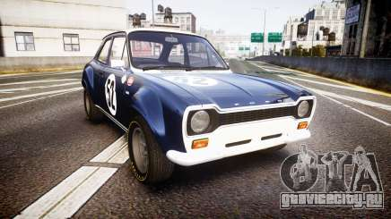 Ford Escort RS1600 PJ52 для GTA 4