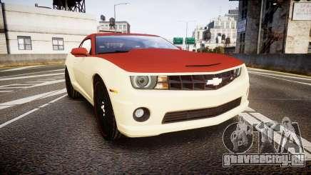 Chevrolet Camaro SS для GTA 4