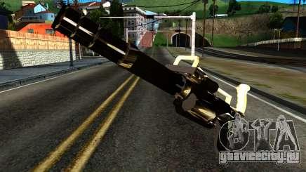 New Minigun для GTA San Andreas