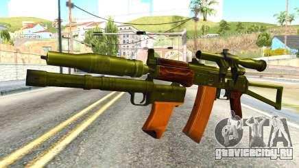 Канарейка (America Army) для GTA San Andreas