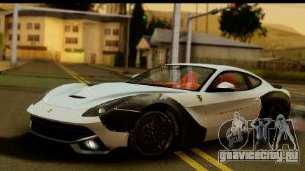 Ferrari F12 Berlinetta для GTA San Andreas