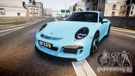 RUF RGT8 2014 для GTA 4