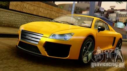 GTA 5 Obey 9F Coupe для GTA San Andreas