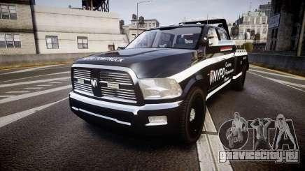 Dodge Ram 3500 NYPD [ELS] для GTA 4