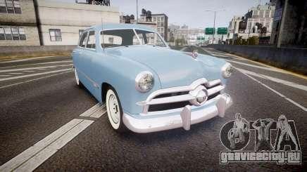 Ford Custom Fordor 1949 для GTA 4