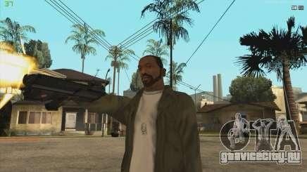 MP7 from Killing floor для GTA San Andreas