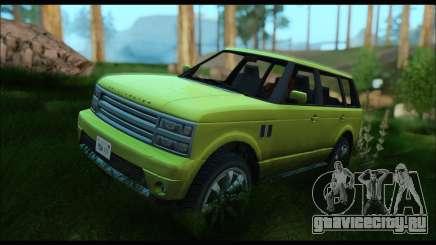 Gallivanter Baller I (GTA V) для GTA San Andreas