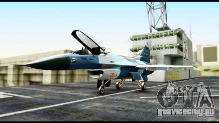 F-16 Aggressor Alaska для GTA San Andreas