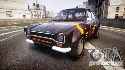 Ford Escort RS1600 PJ13 для GTA 4