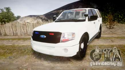 Ford Expedition West Virginia State Police [ELS] для GTA 4