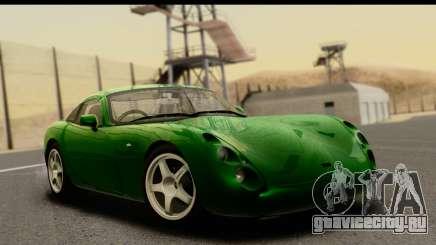 TVR Tuscan S 2001 для GTA San Andreas