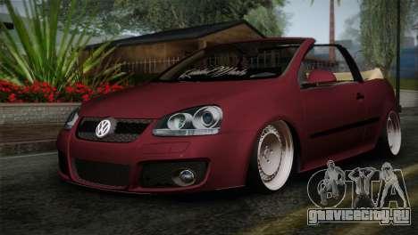 Volkswagen Golf 5 для GTA San Andreas