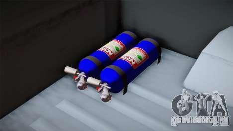 Camber Bobcat Editon для GTA San Andreas вид сзади
