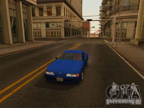 Natural Life ENB for Medium PC для GTA San Andreas
