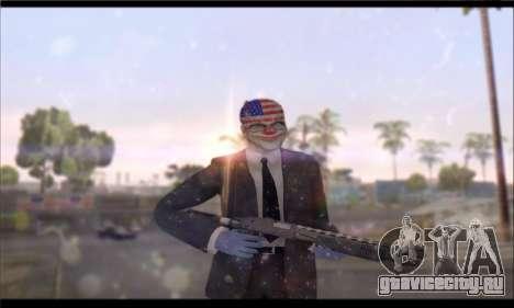 ENB GTA V для очень слабых ПК для GTA San Andreas третий скриншот