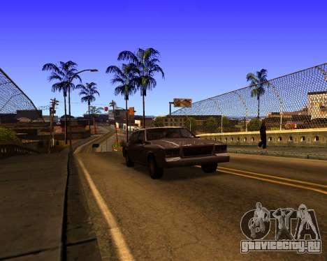 ENB v3.0.0 для слабых PC для GTA San Andreas