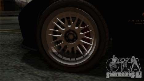 GTA 5 Bravado Banshee IVF для GTA San Andreas вид сзади слева