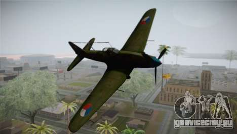 ИЛ-10 Czech Air Force для GTA San Andreas