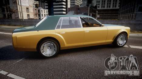 Enus Super Diamond 2 Colors для GTA 4 вид слева